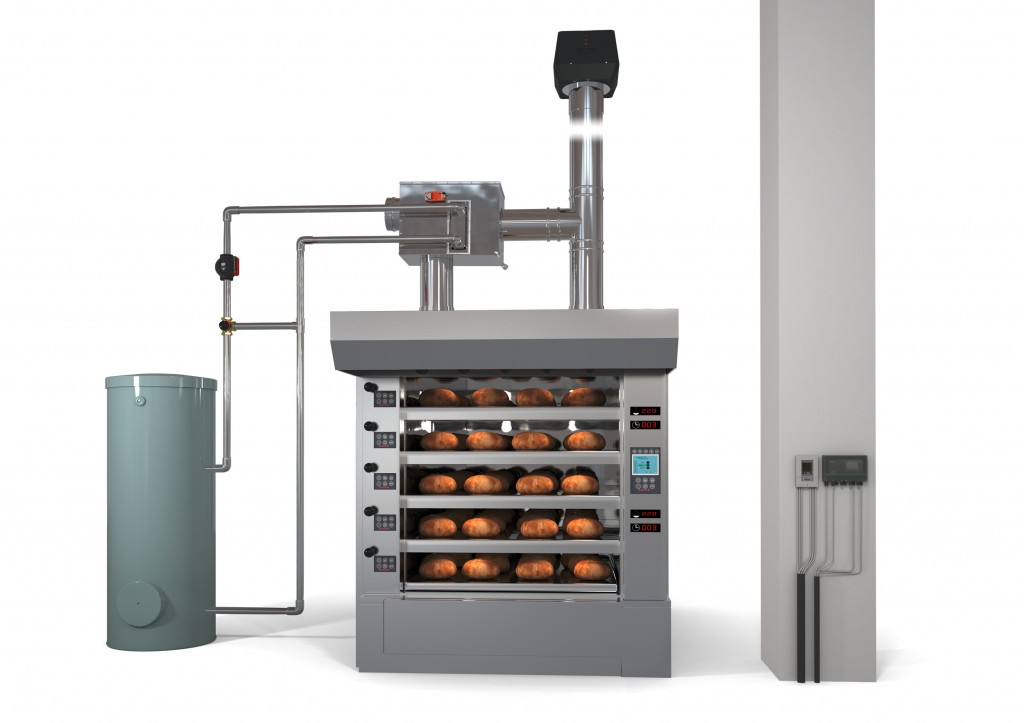 Bakery-CHR-application