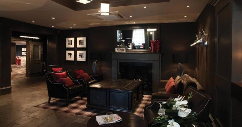 Eglinton arms hotel
