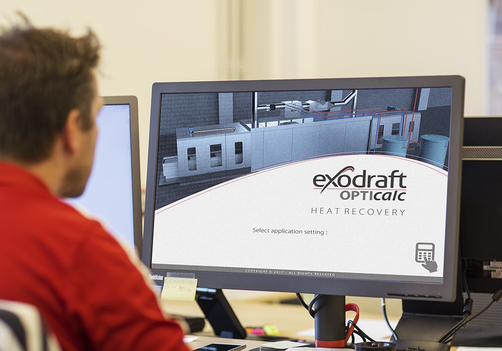 exodraft opticalc