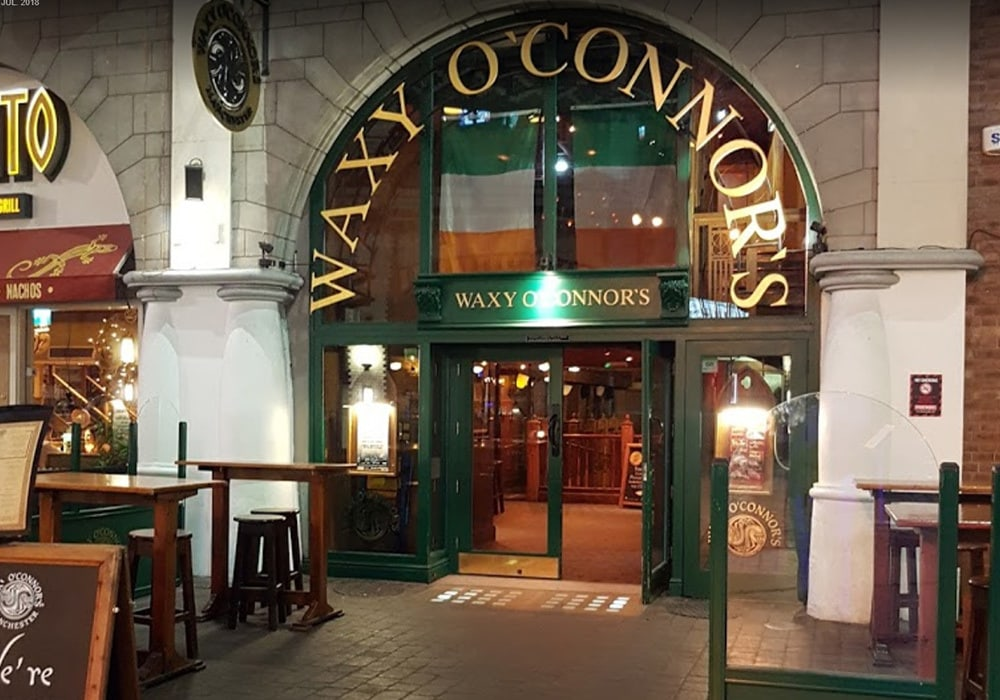 Waxy O'Connor's kro