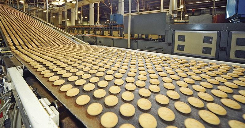 industriel bageri