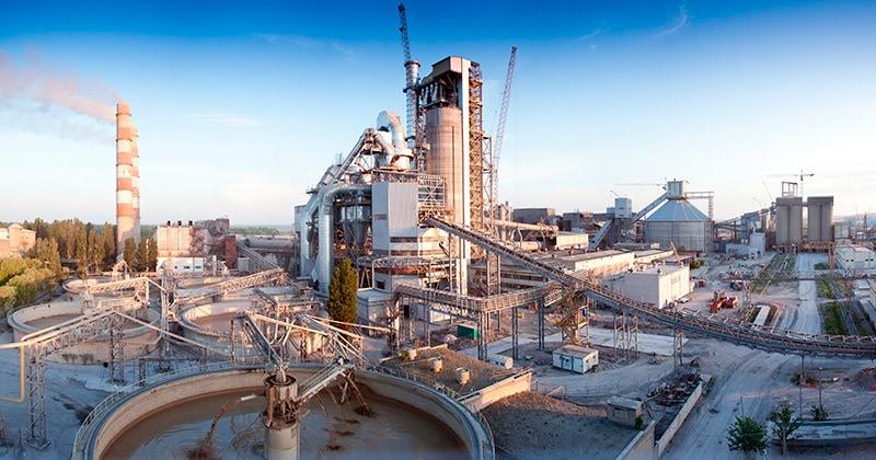 cement produktion