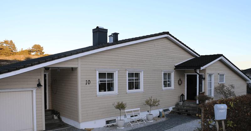 hus i norge