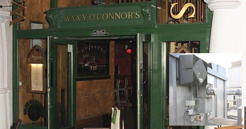 Waxy O'Connor's kro