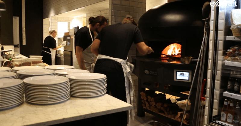 wood pizzaria